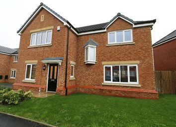 Thumbnail 5 bed detached house for sale in Apple Tree Way, Rochdale, Greater Manchester