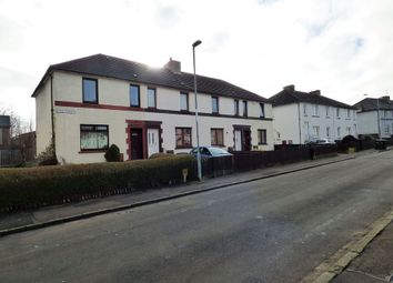 Thumbnail 3 bed end terrace house for sale in Kirk Street, Motherwell