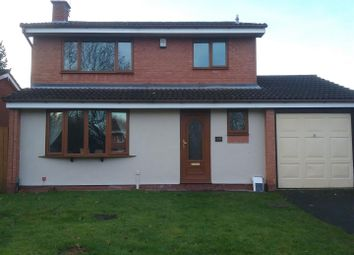 Thumbnail 4 bed detached house for sale in Cygnet Drive, Telford