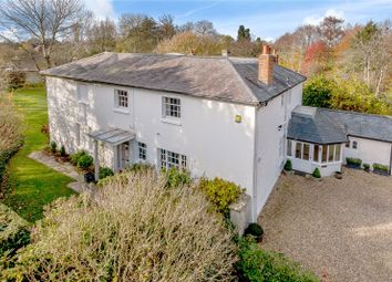 Thumbnail 7 bedroom detached house for sale in Ragged Appleshaw, Andover, Hampshire