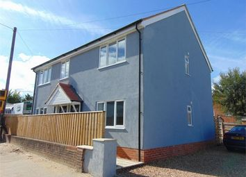 Thumbnail 2 bed flat for sale in Three Mile Cross, Reading, Berkshire
