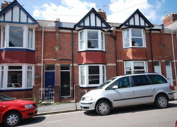 Thumbnail 3 bed terraced house to rent in West Grove Road, St. Leonards, Exeter