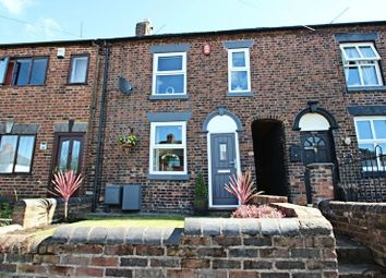 Thumbnail 3 bed cottage for sale in High Street, Newchapel, Stoke-On-Trent