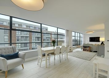 Thumbnail 3 bed duplex for sale in Goat Wharf, Brentford
