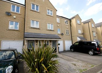 Thumbnail 4 bedroom town house for sale in Larkfield Court, Brighouse
