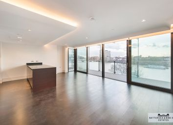 Thumbnail 2 bedroom flat to rent in Albert Embankment, London