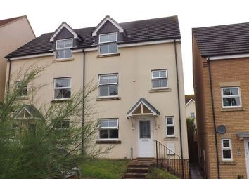 Thumbnail 4 bed property to rent in Fulford Close, Bideford