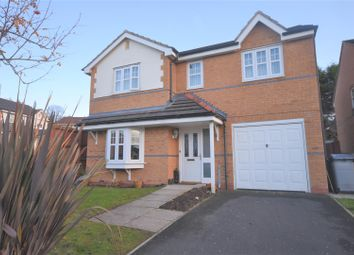 Thumbnail 4 bed detached house to rent in Denham Close, Prenton