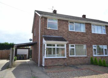 Thumbnail 3 bed property for sale in Monsal Dale, North Hykeham, Lincoln