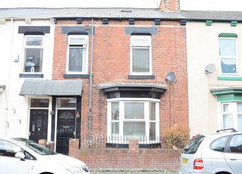 Thumbnail 2 bedroom terraced house for sale in Windsor Street, Hartlepool