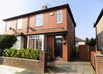 Thumbnail 2 bed semi-detached house for sale in Lumb Lane, Audenshaw, Manchester