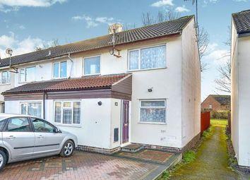 Thumbnail 3 bed semi-detached house for sale in Vauxhall, Bradville, Milton Keynes, Buckinghamshire