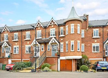 Thumbnail 5 bed terraced house for sale in Lynwood Road, Thames Ditton, Surrey