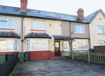 Thumbnail 2 bedroom terraced house for sale in Pengwern Road, Ely, Cardiff