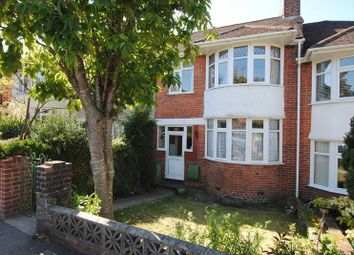 Thumbnail 4 bed terraced house for sale in Bryanston Road, Southampton