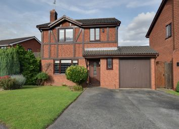 Thumbnail 4 bed detached house for sale in Broadlands Rise, Lichfield, Staffordshire