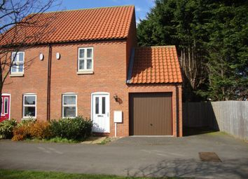 Thumbnail 2 bed semi-detached house to rent in Avalon Way, Louth