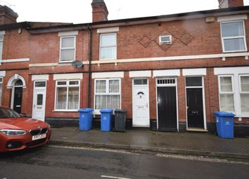 Thumbnail 2 bed terraced house to rent in King Alfred Street, Derby