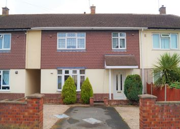 Thumbnail 3 bed terraced house for sale in Westminster Road, Worcester