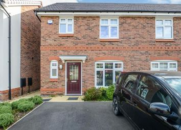Thumbnail 3 bed semi-detached house for sale in Cuckoo Lane, Liverpool, Merseyside