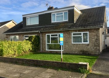 Thumbnail 3 bed semi-detached house to rent in West Park Drive, Porthcawl