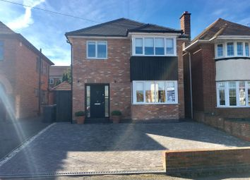 Thumbnail 4 bed detached house for sale in Greenmoor Road, Nuneaton