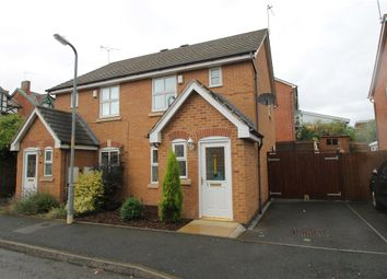 Thumbnail 2 bed semi-detached house to rent in Honeychurch Close, Redditch