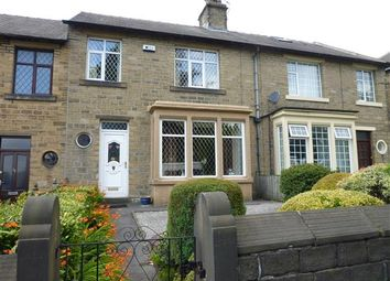 Thumbnail 3 bed terraced house for sale in Acre Street, Lindley, Huddersfield