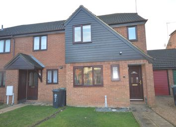 Thumbnail 3 bedroom semi-detached house to rent in Treen Close, Thrapston, Kettering