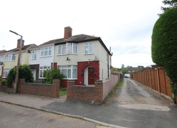 Thumbnail 3 bed semi-detached house for sale in Middlefield Avenue, Hoddesdon