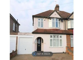 Thumbnail 3 bed semi-detached house to rent in Maxwell Road, Welling