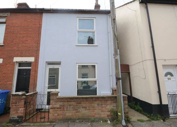 Thumbnail 3 bed end terrace house for sale in Alma Road, Lowestoft