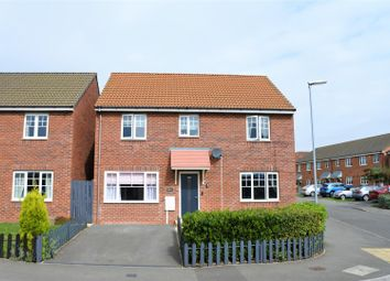 Thumbnail 4 bedroom detached house for sale in Warmington Avenue, Grantham