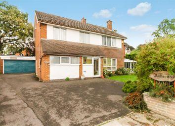 Thumbnail 4 bed detached house for sale in Kestrel Close, Leckhampton, Cheltenham