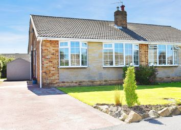 Thumbnail 2 bed semi-detached bungalow to rent in Beckwith Road, Harrogate