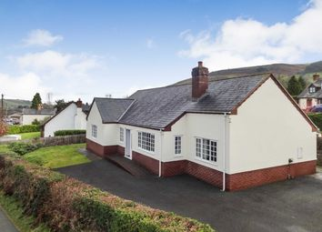 Thumbnail 3 bed bungalow for sale in Penybontfawr, Oswestry, Shropshire