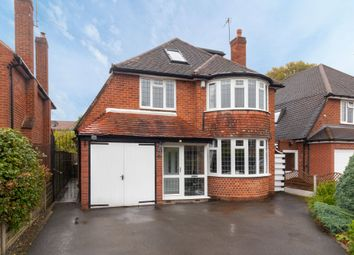Thumbnail 4 bed detached house for sale in Beaminster Road, Solihull