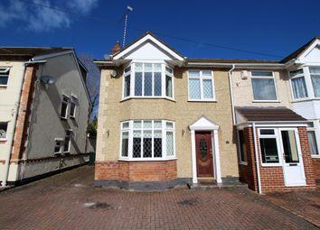 3 bed semi-detached house for sale in The Riddings, Beechwood Gardens, Earlsdon CV5