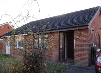 Thumbnail 2 bedroom bungalow to rent in Marsh Close, Leicester