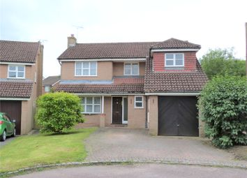Thumbnail 4 bed detached house to rent in Tinsley Close, Lower Earley, Reading, Berkshire