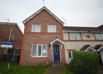 Thumbnail 3 bed semi-detached house to rent in Border Brook Lane, Worsley, Manchester