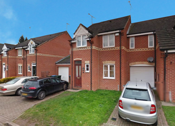 Thumbnail 3 bed town house for sale in John Shelton Drive, Coventry, West Midlands