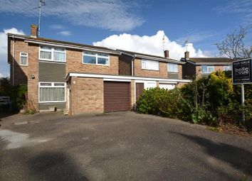 Thumbnail 4 bedroom detached house for sale in Little Thorpe, Southend-On-Sea