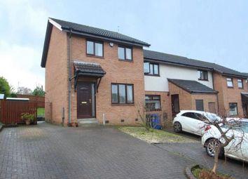 Thumbnail 3 bed end terrace house for sale in Ryat Linn, Erskine, Renfrewshire