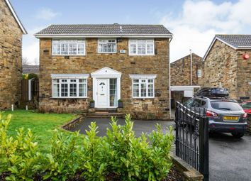 Thumbnail 3 bed detached house for sale in Stoney Croft, Little Gomersal