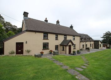 Thumbnail 6 bed semi-detached house for sale in Aberbargoed, Bargoed