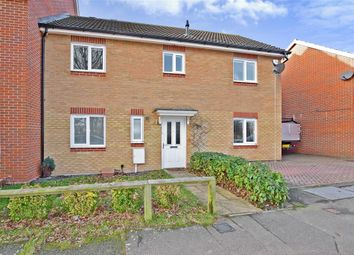 Thumbnail 4 bedroom semi-detached house for sale in Brishing Road, Boughton Monchelsea, Maidstone, Kent
