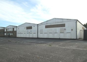Thumbnail Industrial to let in Station Road, Exeter