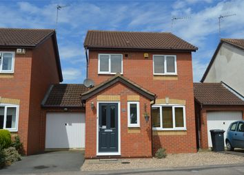 Thumbnail 3 bed detached house for sale in Spencer Close, Earls Barton, Northampton
