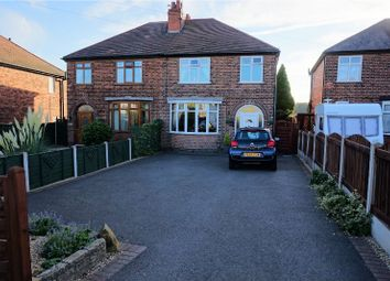 Thumbnail 3 bed semi-detached house for sale in Main Road, Jacksdale